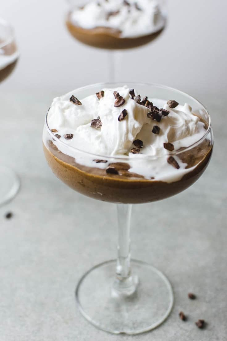 chocolate pudding without cornstarch