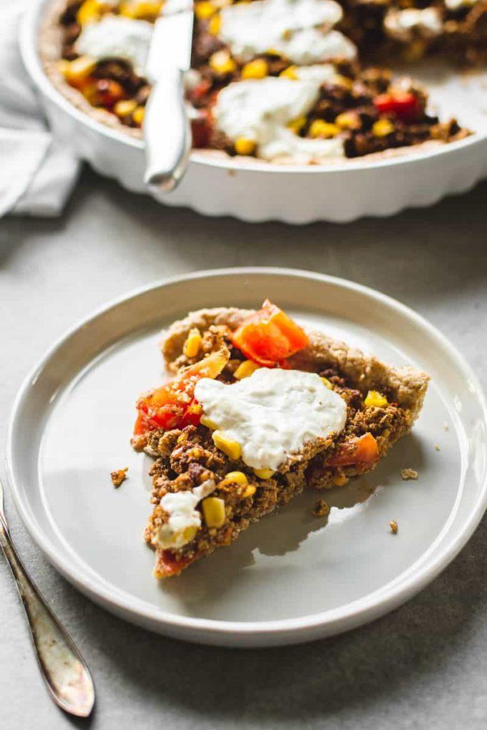 recipe for taco pie
