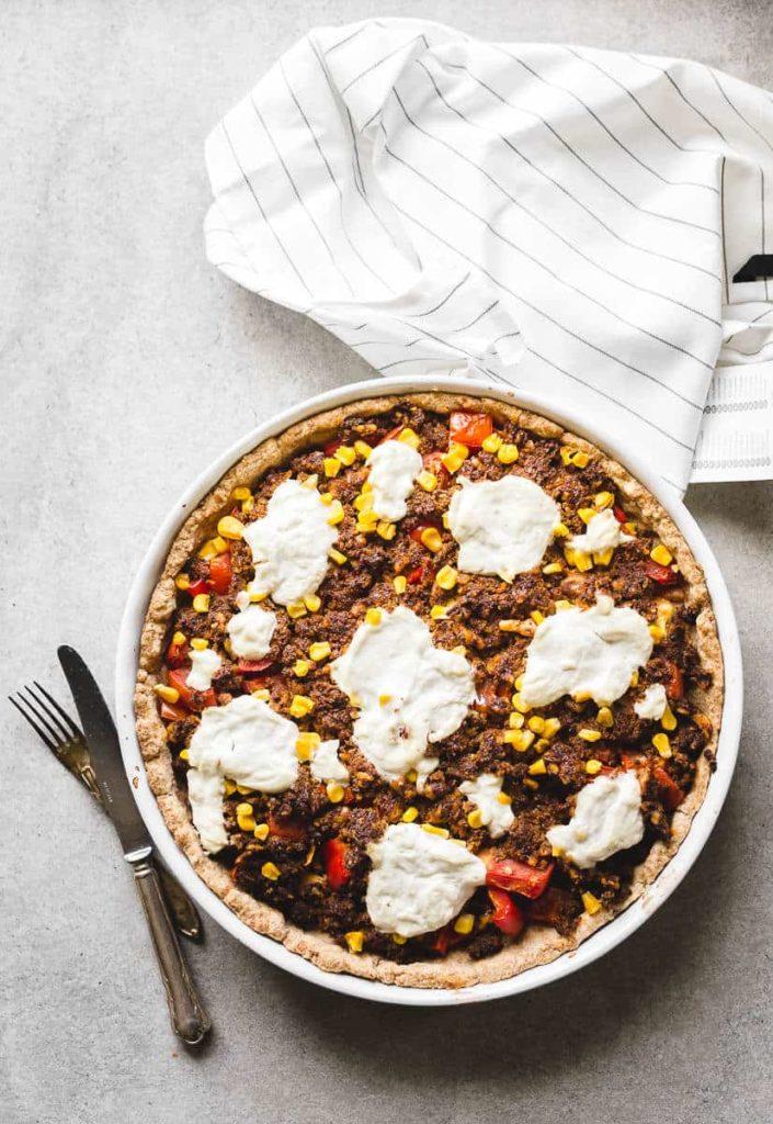 taco pie easy
