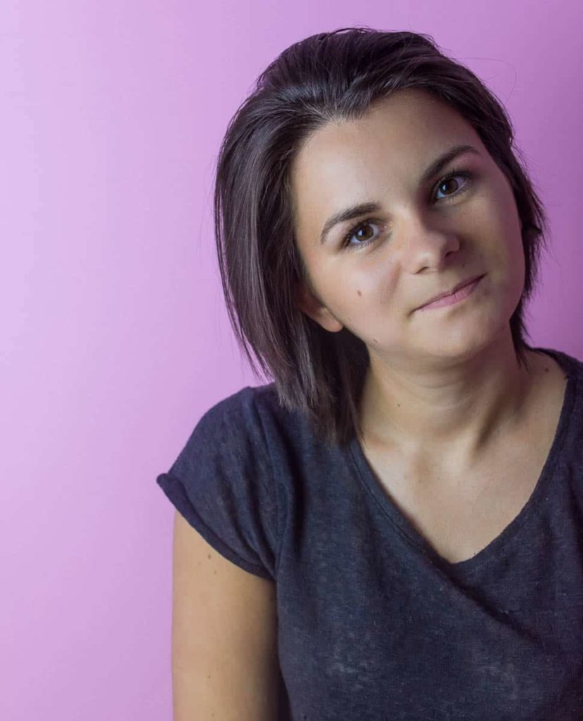 Portrait of Emica