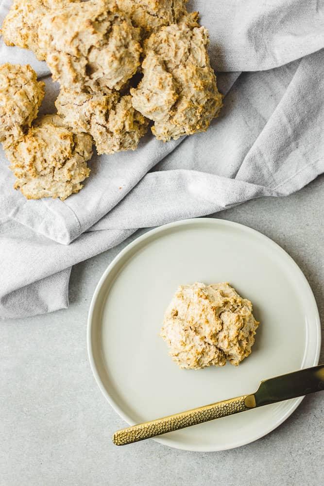 vegan savory scones recipe